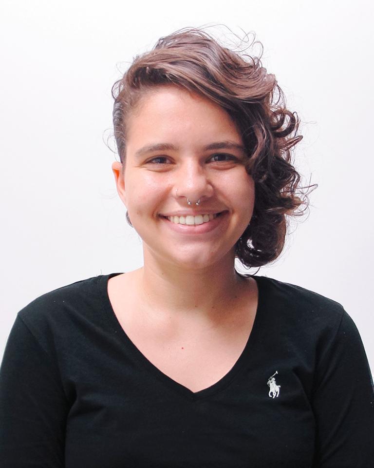 Raíza Andrade - Estagiária